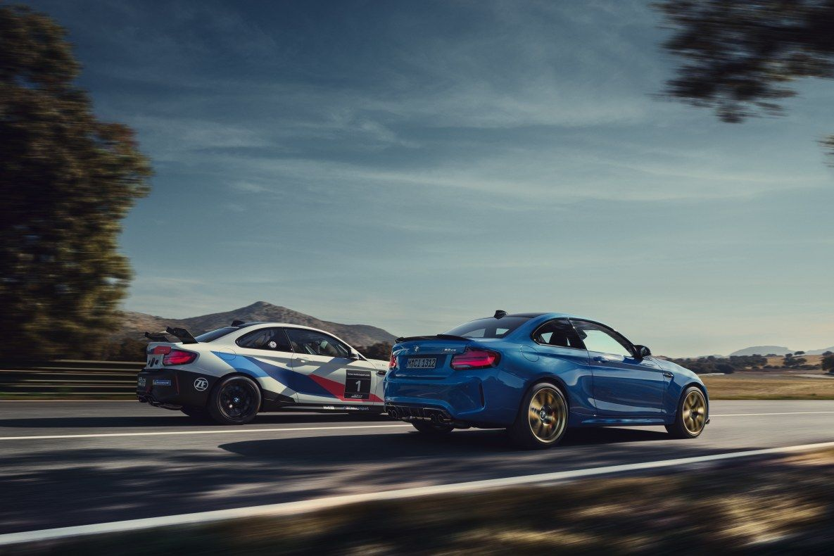 BMW M2 CS Racing!!