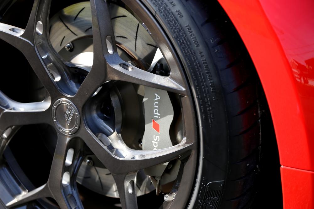 Audi TT/8J S-LINE