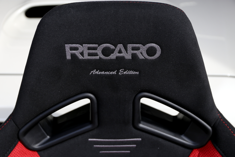 RECARO SR-7 Advnced Edition!!