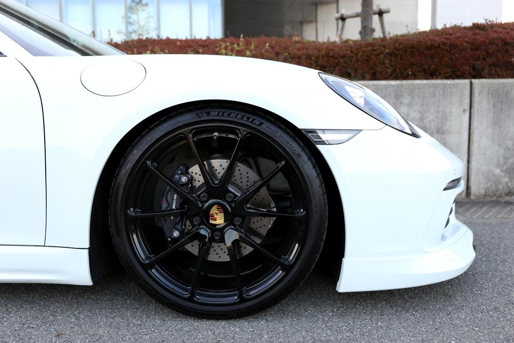 Porsche 718/Cayman