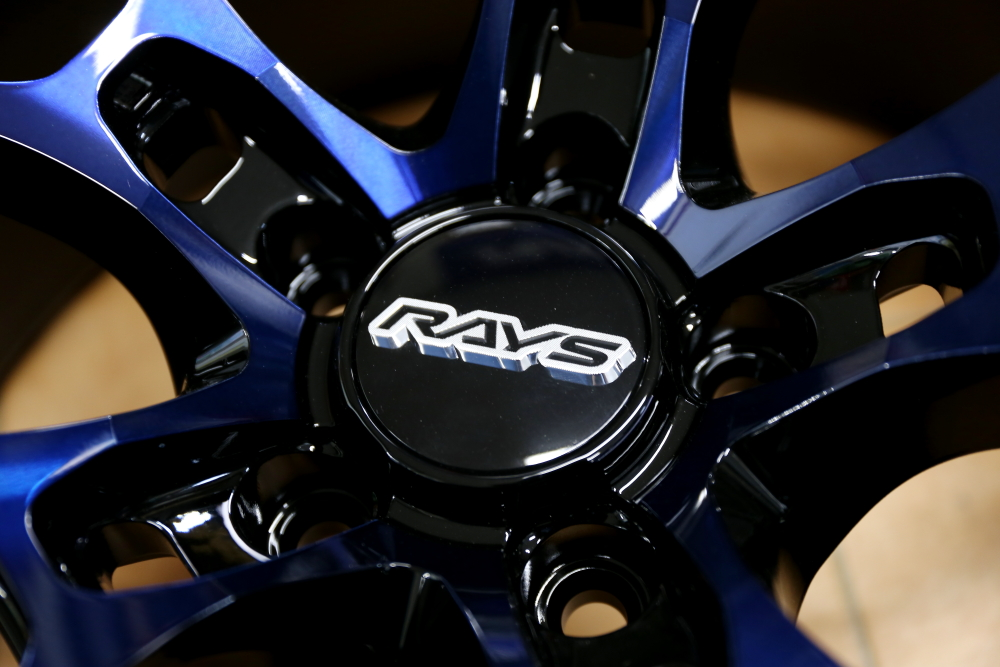 RAYS G025限定カラー & VOLK ZE40 TIME ATTACKⅡ!!