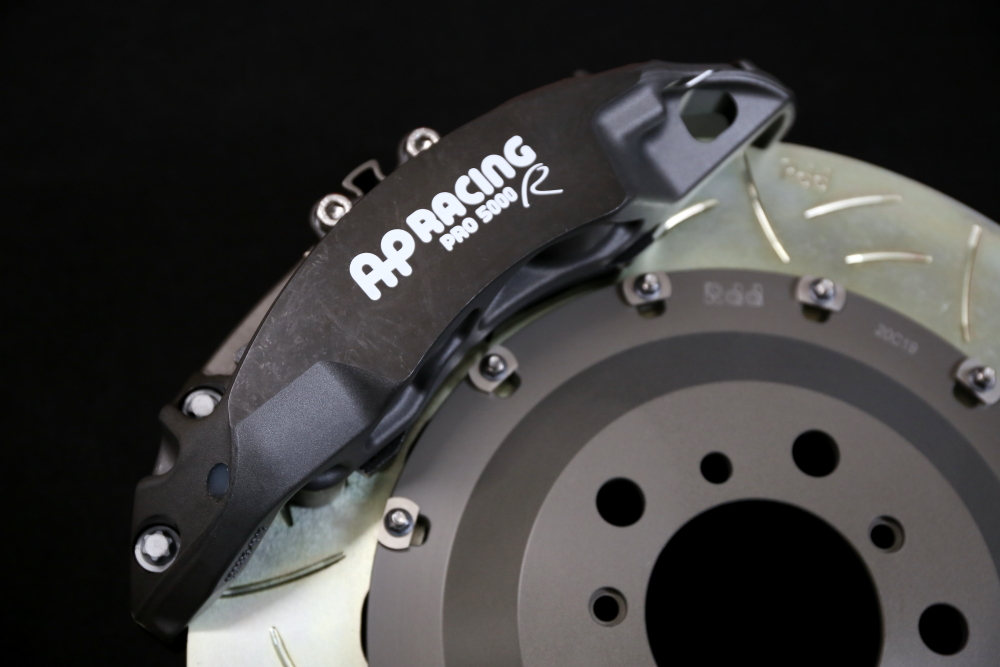 BMW F87N/M2コンペティション& AP RACING PRO 5000R 特注オーダーブレーキKit製作!!