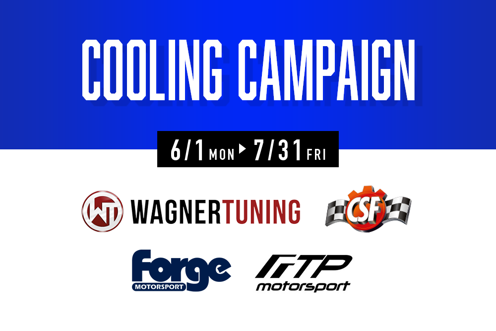 COOLING CAMPAIGN!!