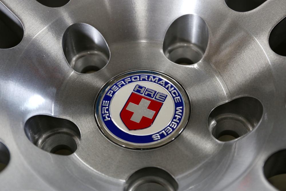 BMW F26/X4 & HREホイールカスタムフィニッシュ変更!!