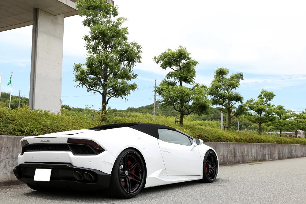 Lamborghini Huracán Spider