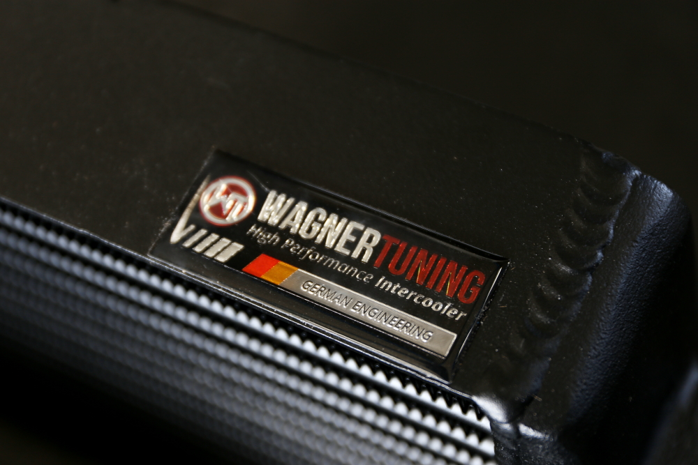 Audi TTRS/8S & WAGNER TUNINGインタークーラー!!