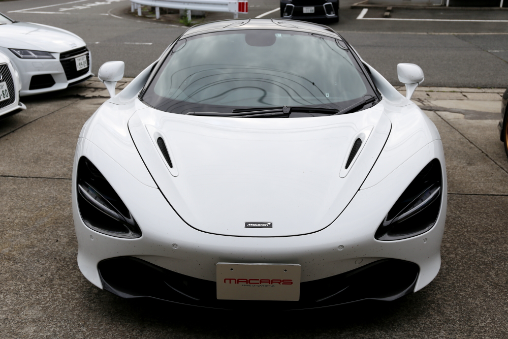 McLarenマクラーレン720Sご来店!!