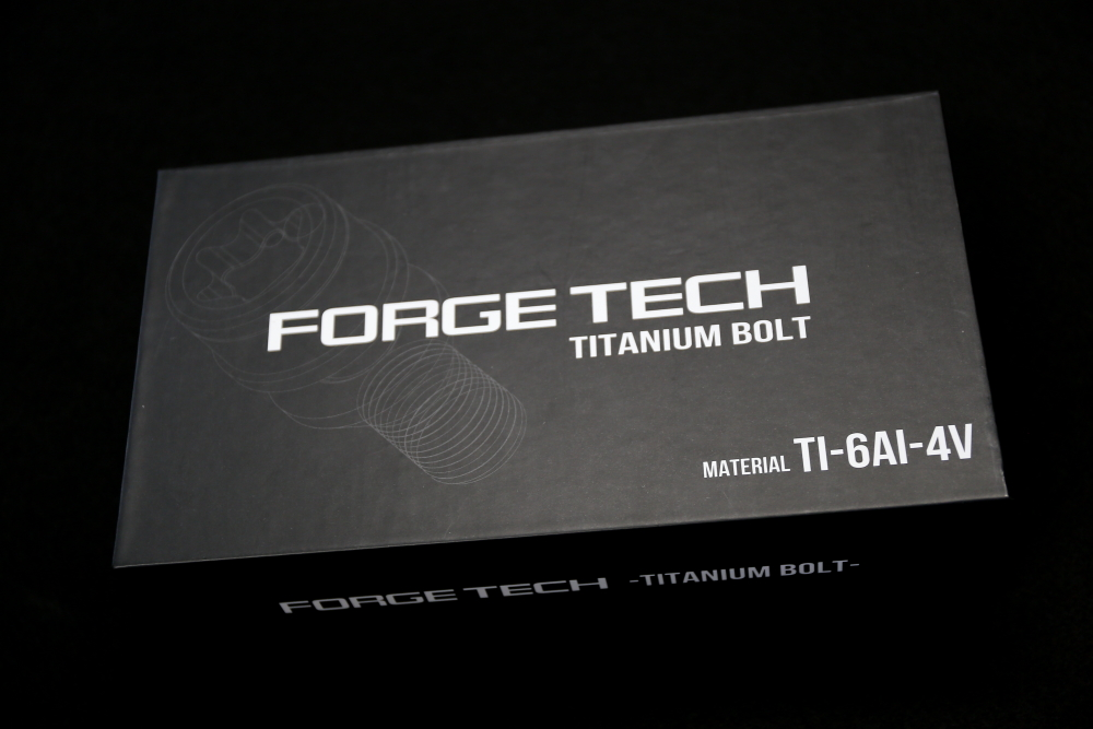 BMW F87N/M2competition & FORGE TECH TITANIUM BOLT!!