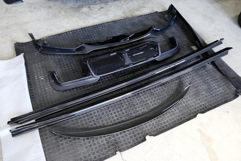 BMW F10/528 & 3D Design+end.㏄+M Performanceパーツ+ワンオフマフラー製作!!