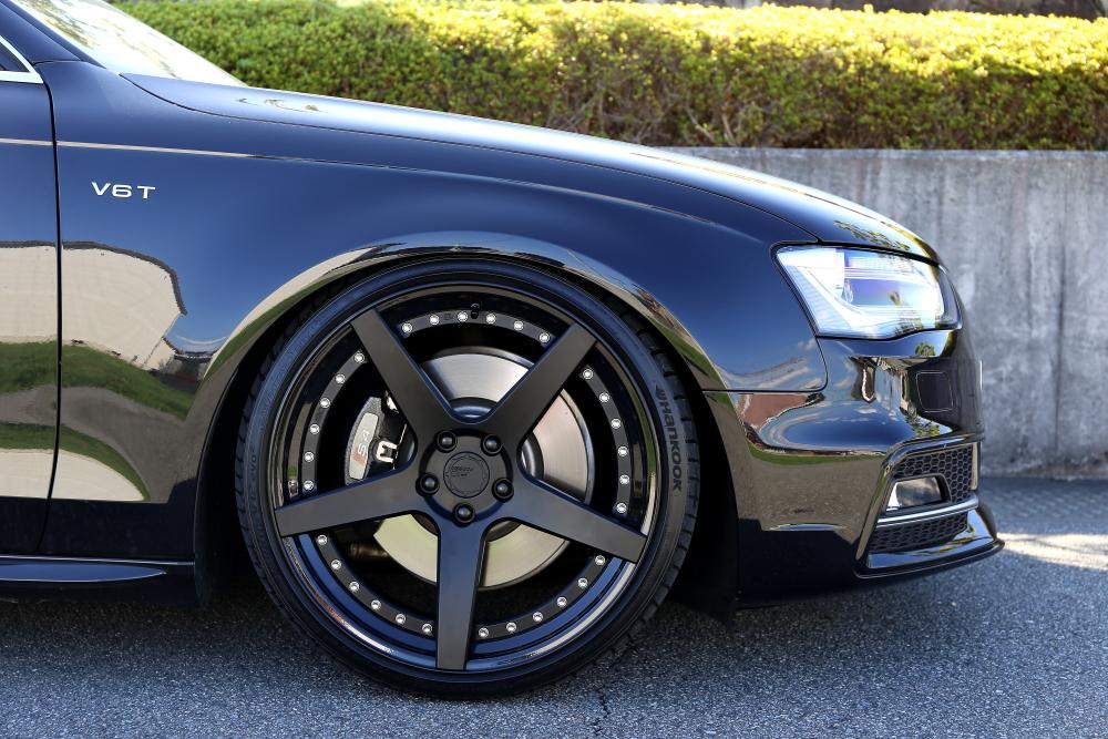 Audi S4/B8.5 Avant & BC FORGED HCS35S!!