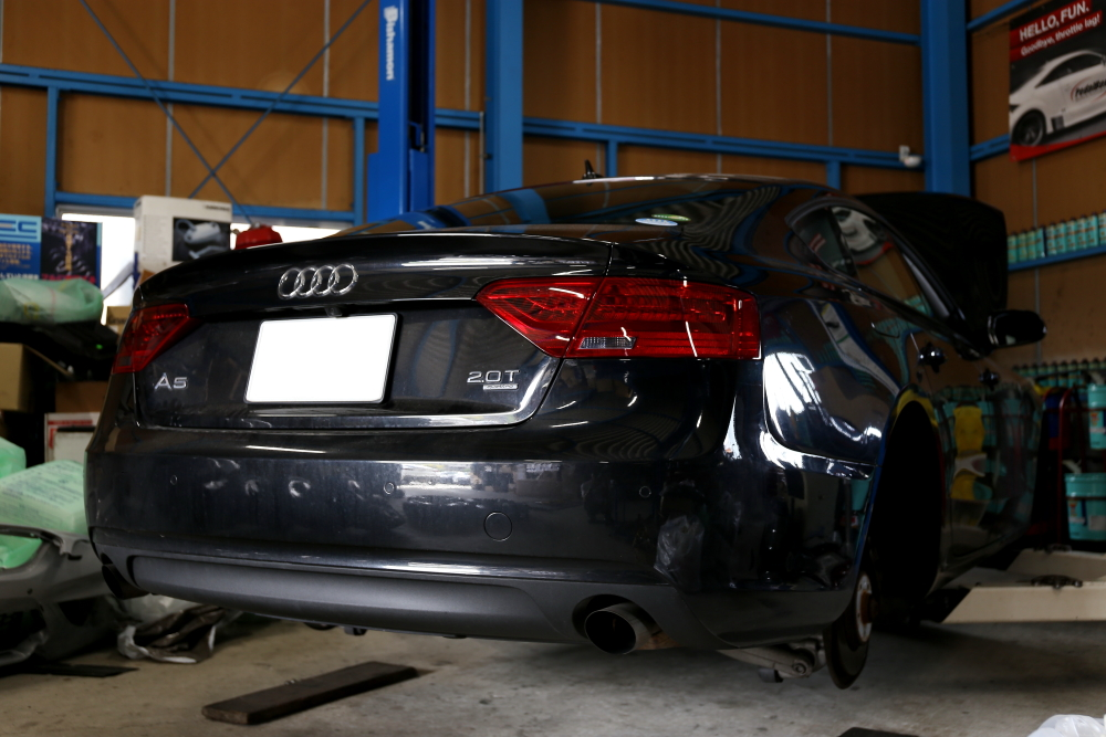 Audi A5/B8.5 SB