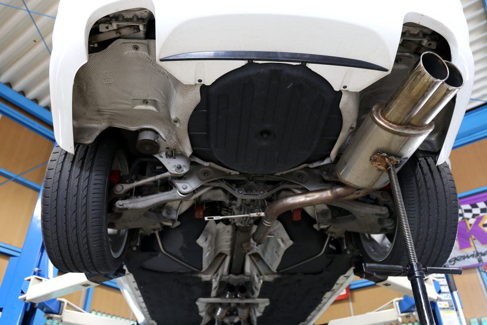 Audi S8/V10 & 車検+整備+祝納車!!