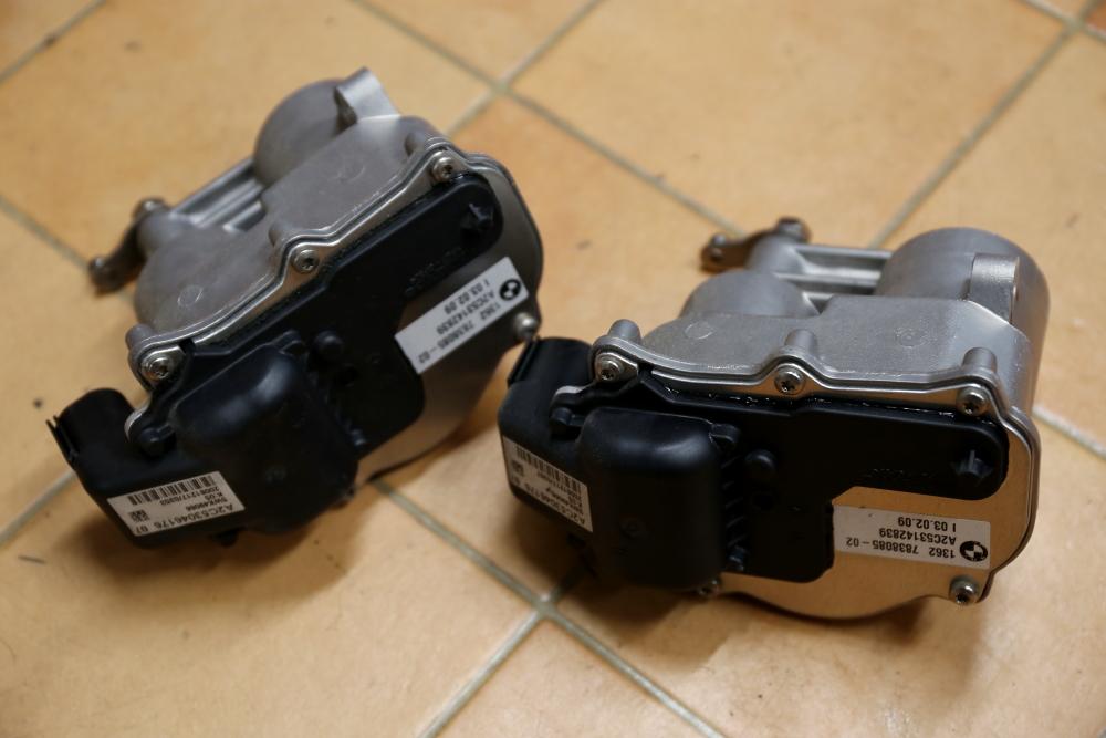 BMW E92/M3 & スロットルアクチュエーター+ラムダセンサー+タイヤ交換+祝納車!!