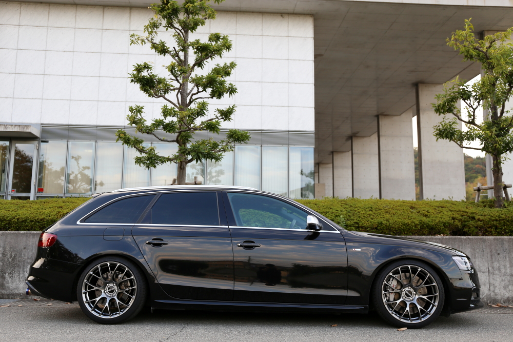 Audi A4/B8.5Avant & STEK DYNOshade Install!!