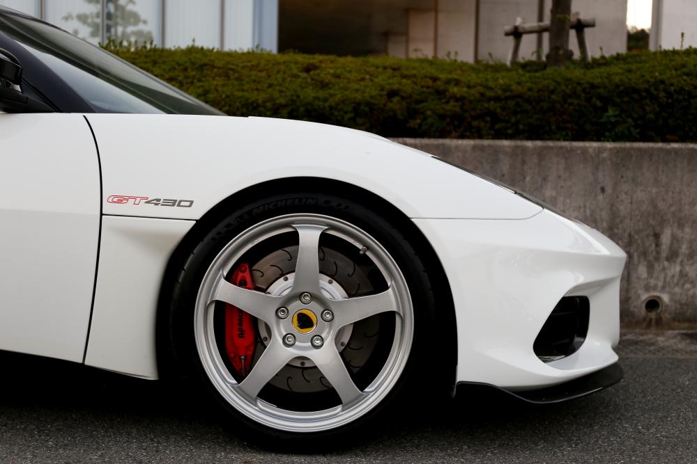 LOTAS EVORA GT 430