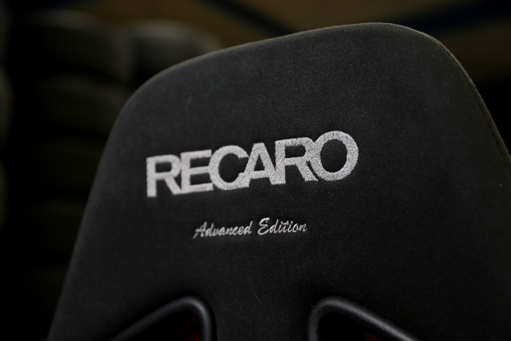 Audi TT/8J Competition & RECARO SR-7 Advnced Edition RED!!