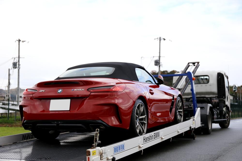 BMW G29/Z4 M40i M-Sport & 祝納車!!