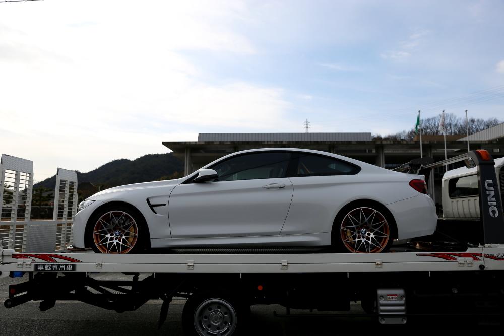 BMW F82/M4 GTS & NEWデモカー納車!!