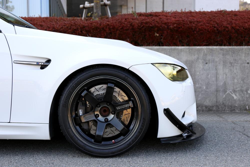 BMW E92/M3 & STEK DYNOpurple Body Full Wrapping Install施工!!