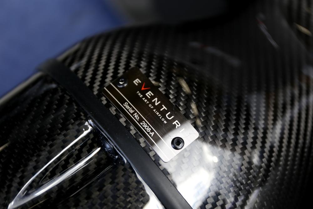 BMW F93/M8 GC Competition & EVENTURI+オカダ プラズマダイレクト+M Performance オプションエンジンカバー
