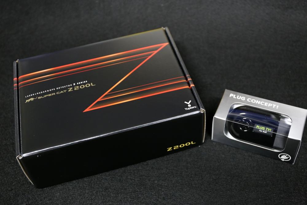 Audi A7/4H & YUPITERUレーダー+PLUG TV!Install!!