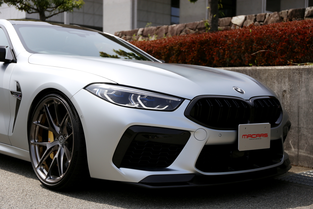 BMW F93/M8 GC COMPETITION