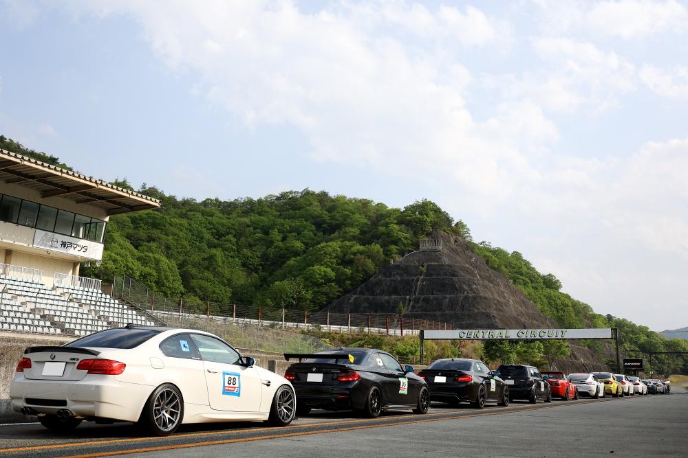BMW F82/M4 GTS & セントラルサーキット走行会!!