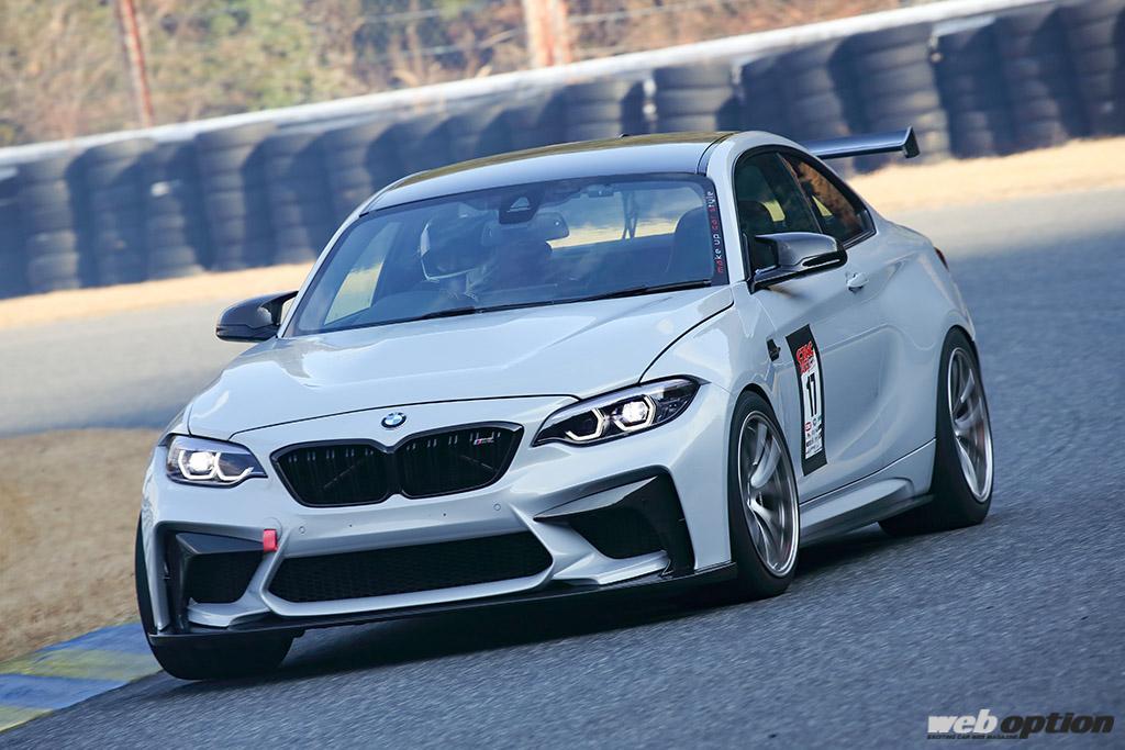 BMW M2competition & WEB OPTION掲載!!