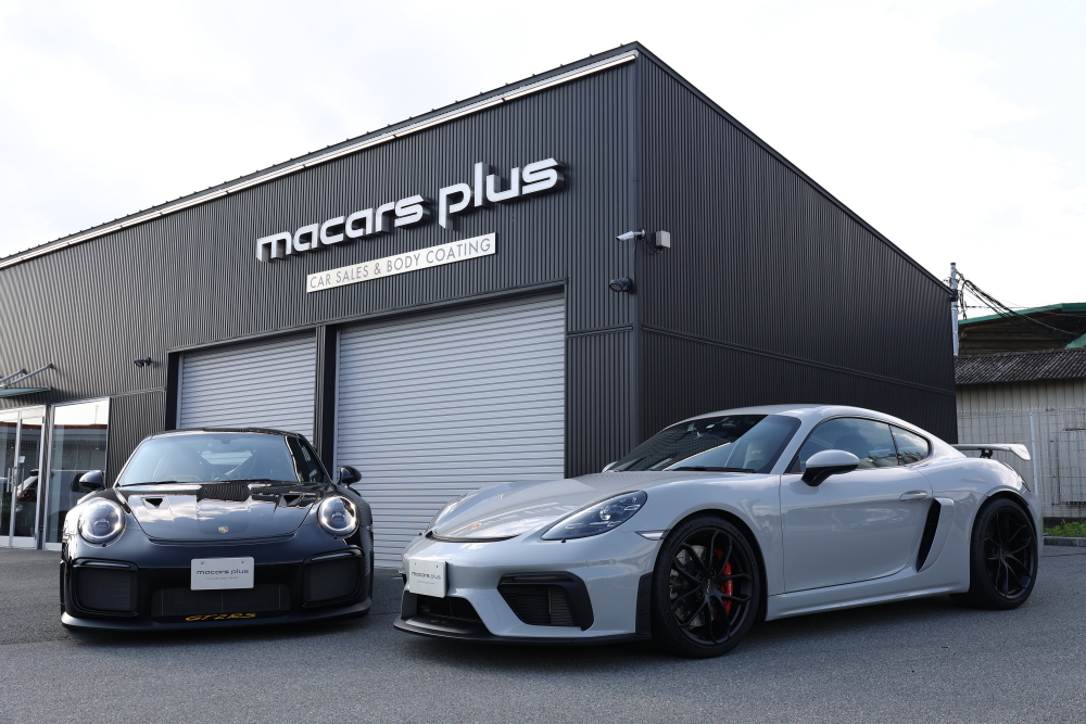 Porsche 991.2/GT2RS & 991.2/GT3 & 718/Cayman GT4!!