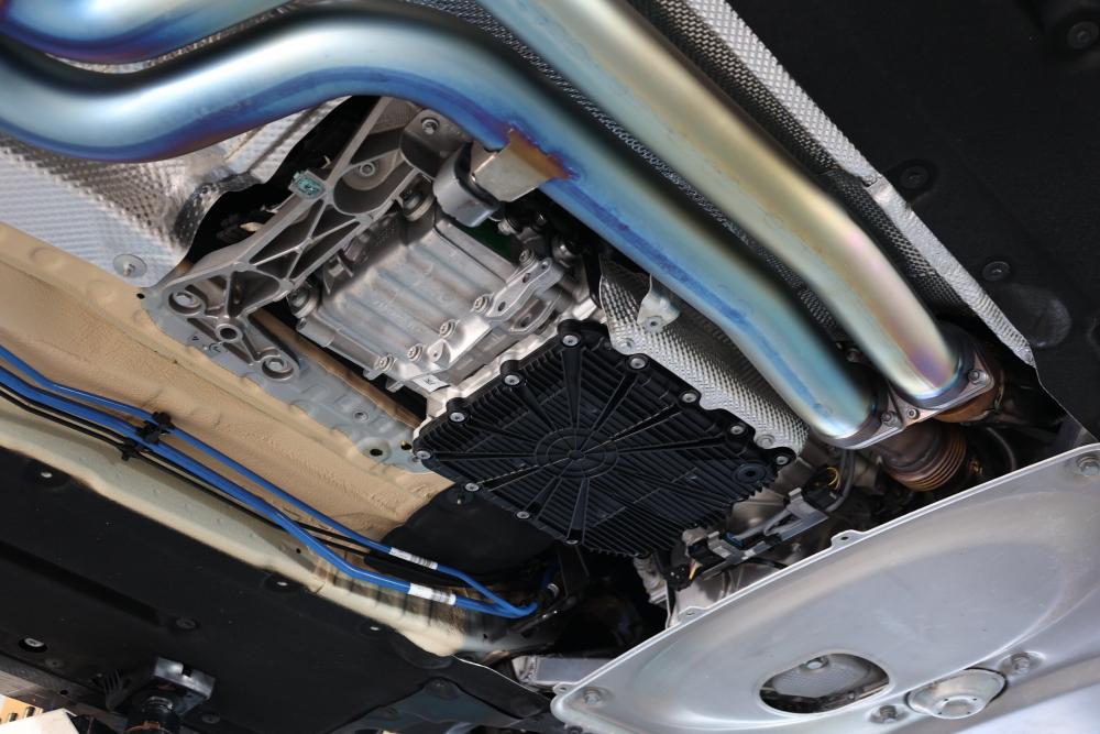 BMW F87N/M2C & BMW MotorSports製 DCTミッションオイルパン!!