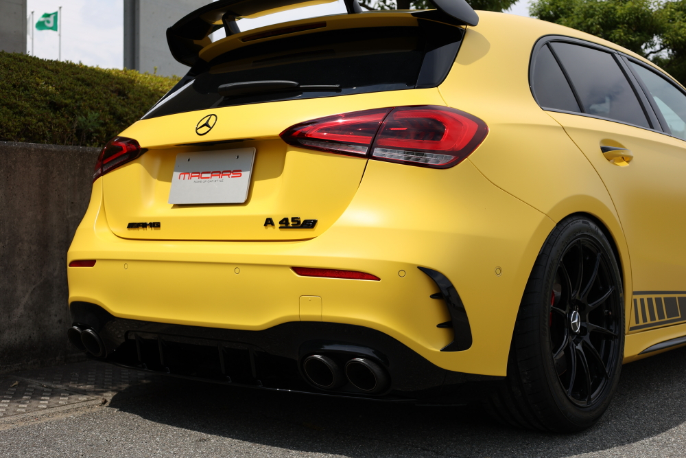 M-BENZ A45S edition1
