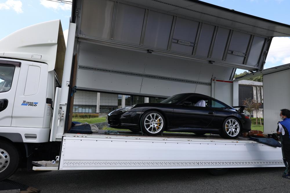 Porsche 996.2/GT3 & 祝納車!!