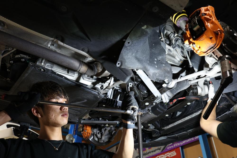 BMW F36/420IGC & 車検・メンテナンス施工