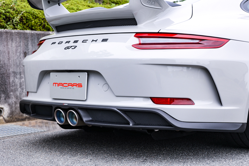 Porsche 911/991.2 GT3