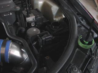 Audi A4(B6)メンテナンス