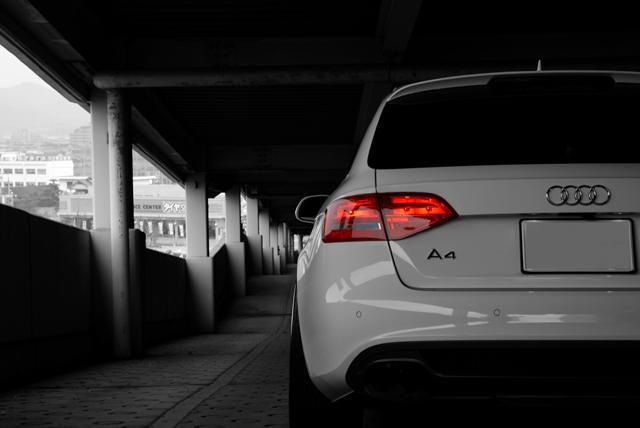 Audi A4(B8)フォトギャラリー
