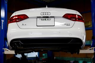 Audi A4/B8セダン!!