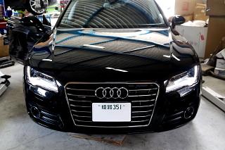 『A7sportback』初来店&『オイル交換』+『メンテナンス』!!