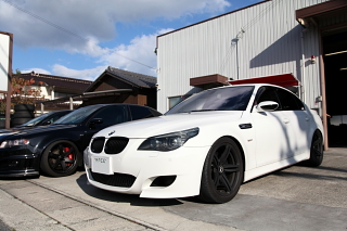 E60/M5+HYPER FORGED HF-C7!!
