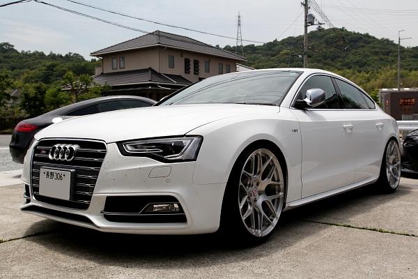NEW S5/Sportbackご来店!!es4&af imp発売!!