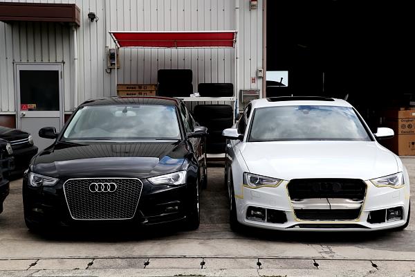 Audi NEW S5/SB & A5/SB 入庫!!