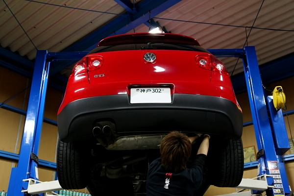 VW Mk5/GTI MACARS STYLE!!