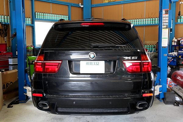 BMW E70/X5 50i MACARS STYLE!!