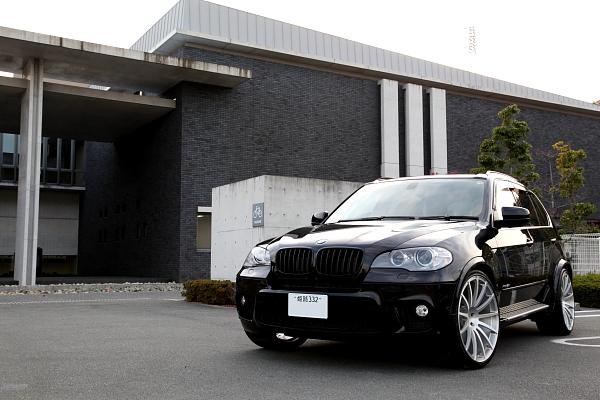 Bmw E70 X5 50i Macars Style!! Macars メイカーズ 兵庫県姫路市