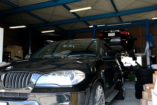 BMW X5 5.0i & X6 5.0i!!