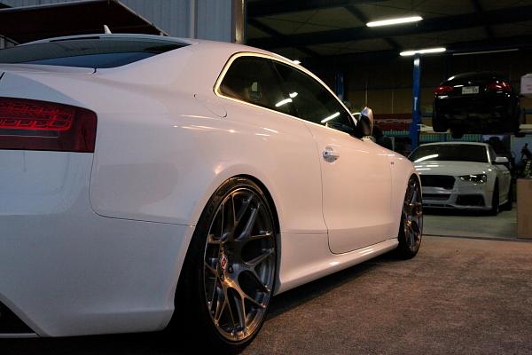Audi A5/SB MACARS STYLE!!