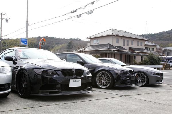 タイヤ交換・アライメント調整のご依頼!!