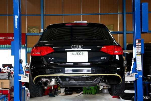 Audi A4/B8アバント+MACARS STYLE!!