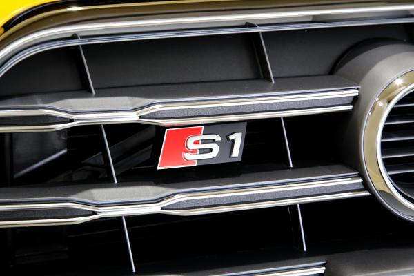 Audi S1納車!!