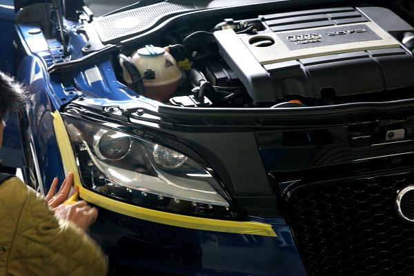 Audi TT/8J & ペイントプロテクション・フィルム+キャリパーペイント+PEDAL BOX装着!!